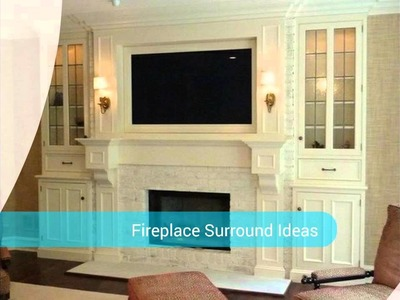 Fireplace Surround Ideas Diy