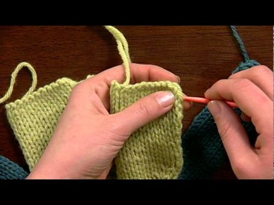 Fix garment sizing issues with Eunny Jang from Knitting Daily TV, Episode 703