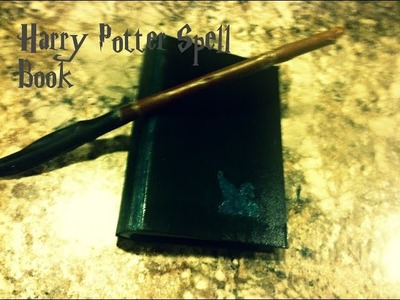 Genuine Spell Book DIY