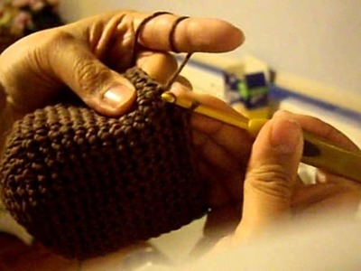 How to do a Single Crochet Decrease