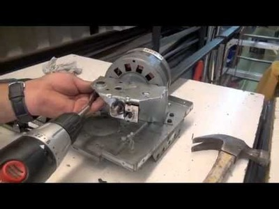 How to install new gears in Liftmaster,Chamberlain & Craftsman operators