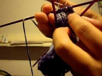 How to Knit a Sock. Part 2!
