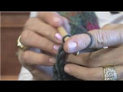 How to Knit : Triple Crochet