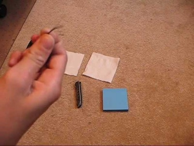 How To Make a Post-it Note Bomb