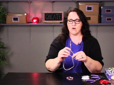 How to Tie Stretchy Bracelet Strings so They Stay Together : DIY Jewelry & Necklaces