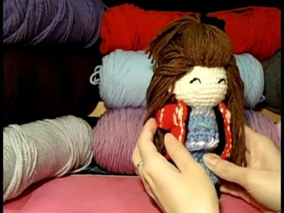 ICN Great Idea--Crochet Amigurumi Dolls
