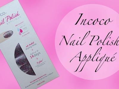 Incoco Nail Polish Appliqué   Review