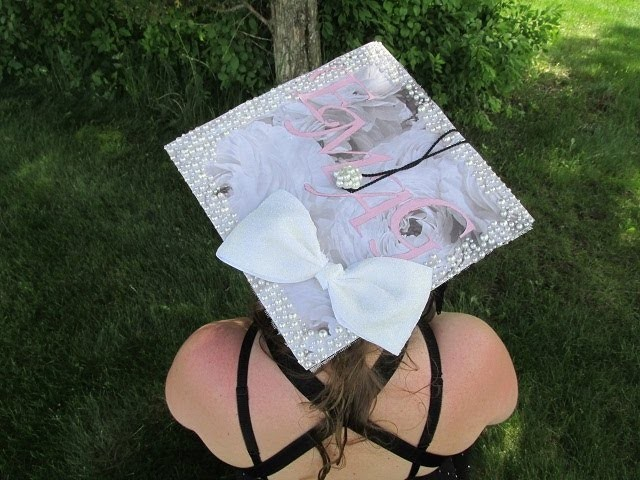 My DIY Graduation Cap | College