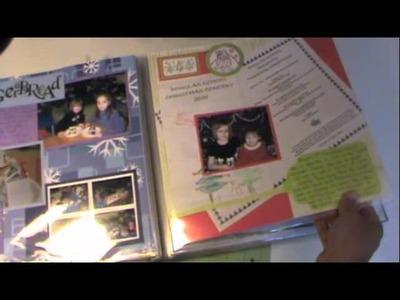 Video #53 School scrapbook