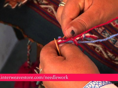 Andean Knitting with Nilda Callañaupa Alvarez