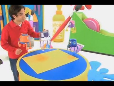 Art Attack - How To Create A UFO Craft!! - Disney India (Official)