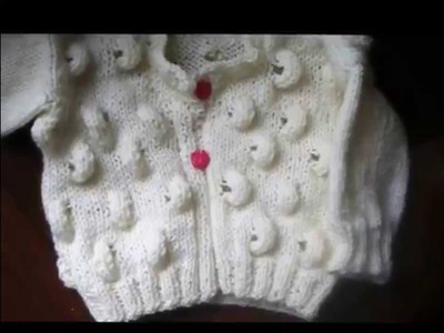 Baby Pullover Stricken*Tutorial Handarbeit*Teil 1*Baby Sweater Knitting
