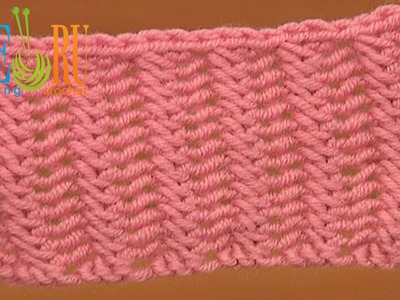 Beautiful Double Sided Knit Stitch Pattern Tutorial 20 Easy to Knit Stitches