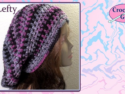 Bob Marley Crochet Geek Slouch Cap - Left Hand August 31 Video