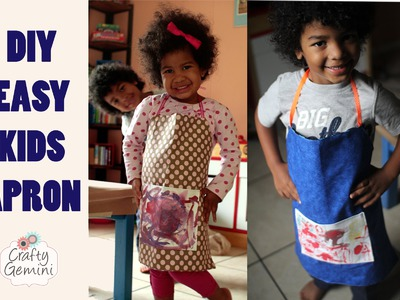 Child's Apron DIY Tutorial- Tuesday Morning Haul & GIVEAWAY!