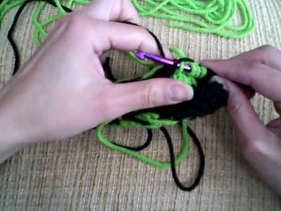 Color Work Changes wiith Tunisian Crochet Part 2