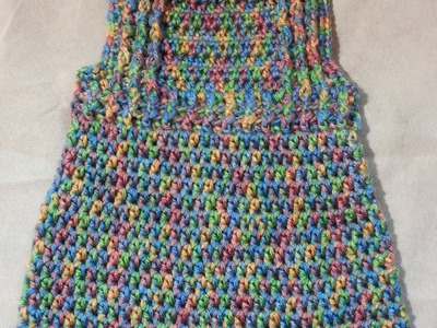 #Crochet Baby 18-24 month How to Crochet a Onesie Jumper Shirt Outfit #TUTORIAL #DIY