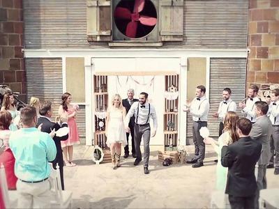 #DIY Outdoor Wedding Inspiration
