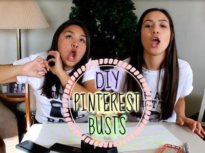 DIY Pinterest Crafts EXPOSED!! l benefitlover08