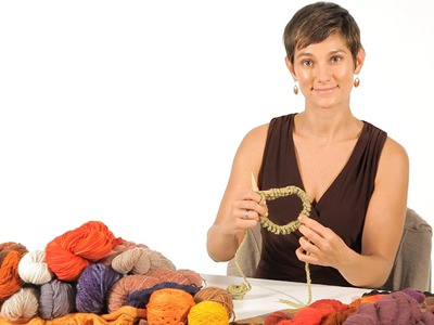 Easy Beginner Patterns | Circular Knitting