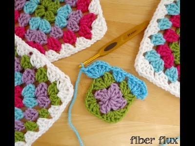 Episode 112: How to Crochet A Classic Multicolor Granny Square