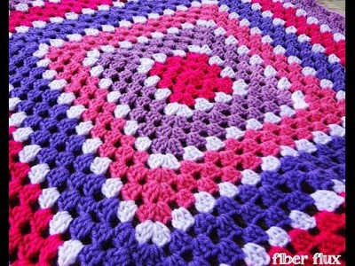 Episode 114: How To Crochet the Berry Season Blanket