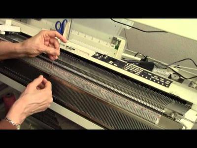 Fingerless Mitt to Knit by Diana Sullivan