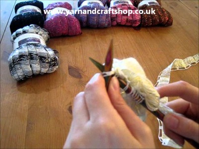 How to Knit Tango Glitz.wmv