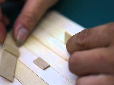How to Make Tutorial Ice Cream Stick Craft  - Photo Frame (Senorita)(HD)