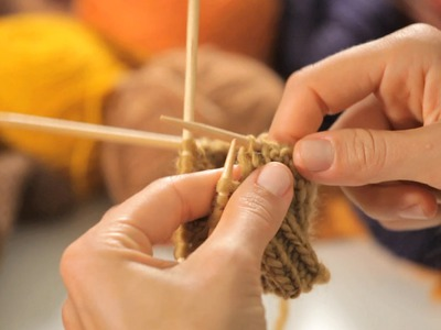 How to Work with Double-Pointed Needles | Circular Knitting