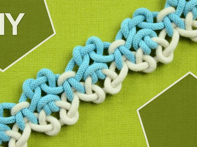 Japanese knot. DIY Tutorial