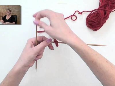 Knitting Help - I-Cord