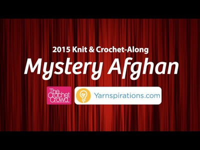 Mystery Crochet Along Week 6 - 7