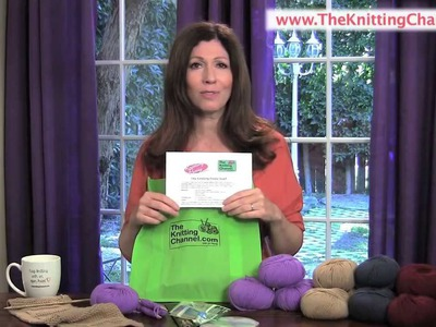 See How to Knit Twice as Fast for Twice as Long, with the Knitting Pretty™ Method