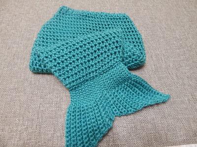 Sirenita para Bebe Crochet