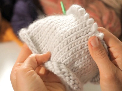 Stockinette Stitch in the Round   Circular Knitting