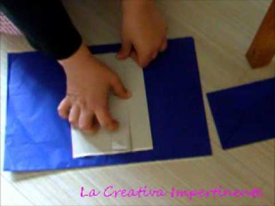 Tutorial Origami - Busta di Carta per Biglietto d'Invito | DIY paper craft envelope