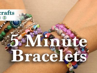 5 Minute Bracelet