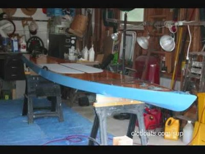 Building the Chesapeake Light Craft Kaholo Stand-Up Paddleboard : Part 7