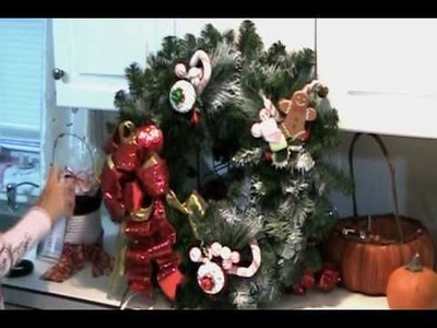 Christmas Bow and Wreath - Part 2 - The Sequel -