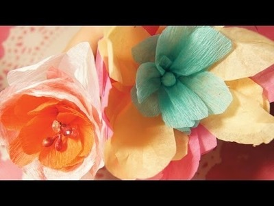 ♡ Craft Book Club - Paper to Petal: Paper Flowers ♡