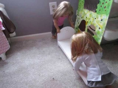 DIY American Girl Doll Room