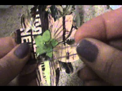 DIY Flower Clip