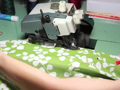 DIY: Flowing A-Line Skirt