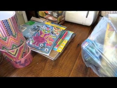 Dollar Tree Haul: Crafts, Cooking, Cleaning