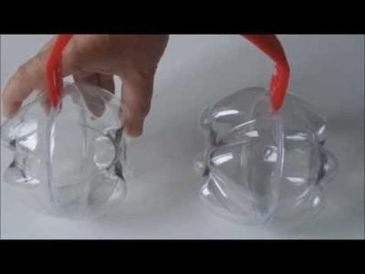 Easy Recycled Crafts: Plastic Bottle Headphones
