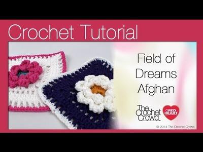 Field of Dreams Afghan Tutorial