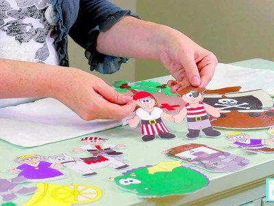 Fun Felt Boards & Print and Play Sets by CopyCrafts