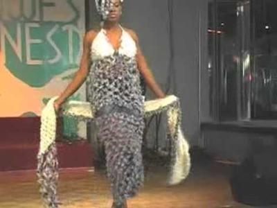 "Gina Renay ""I FEEL FABULOUS"" - High Fashion Crochet"