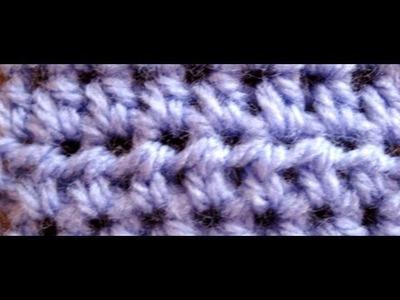 Half Treble Crochet Stitch (htr) by Crochet Hooks You